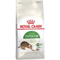 Royal Canin Outdoor 30 Корм для активных кошек, часто бывающих на улице