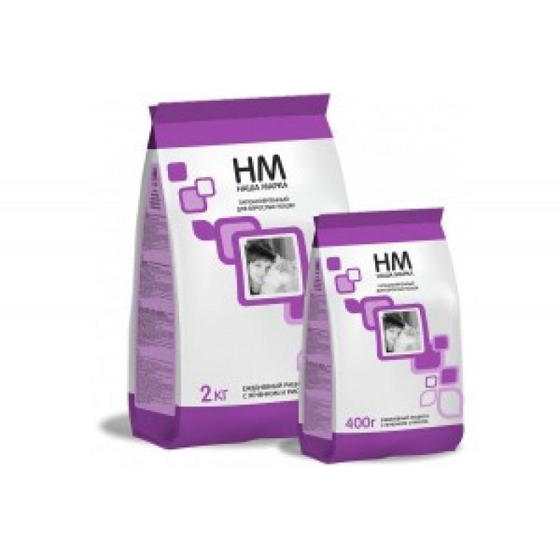 Наша Марка для Кошек, Гипоаллергенный Гипоаллергенный корм для взрослых кошек с мясом ягненка и рисом