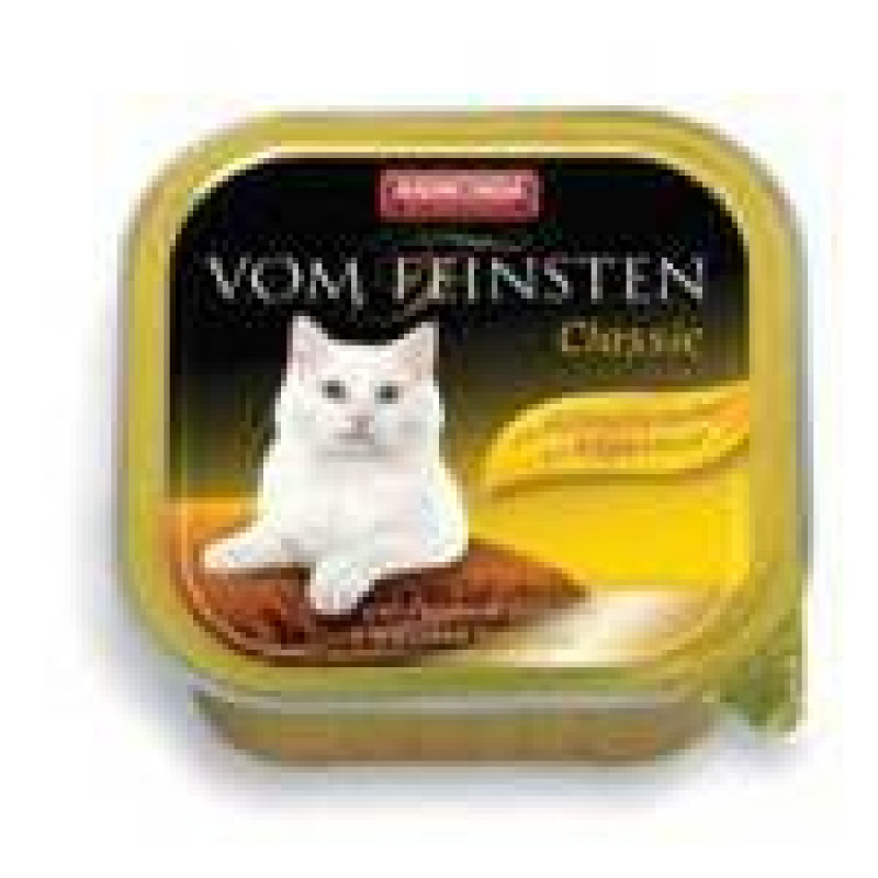 Animonda Vom Feinsten Classic Консервы для кошек с куриной печенью