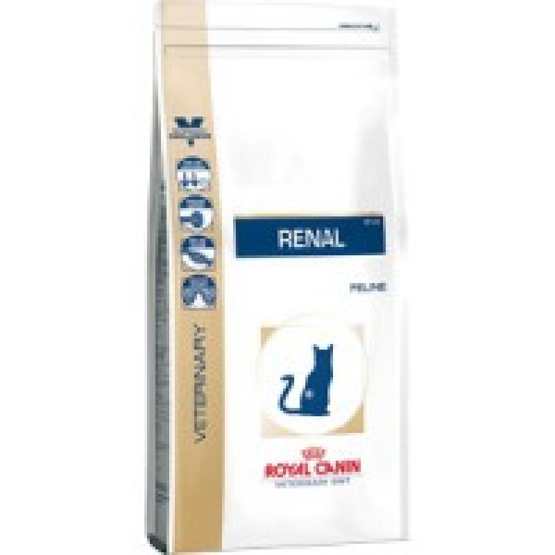 RC Renal RF23 Диета для кошек при хронической почечной недостаточности