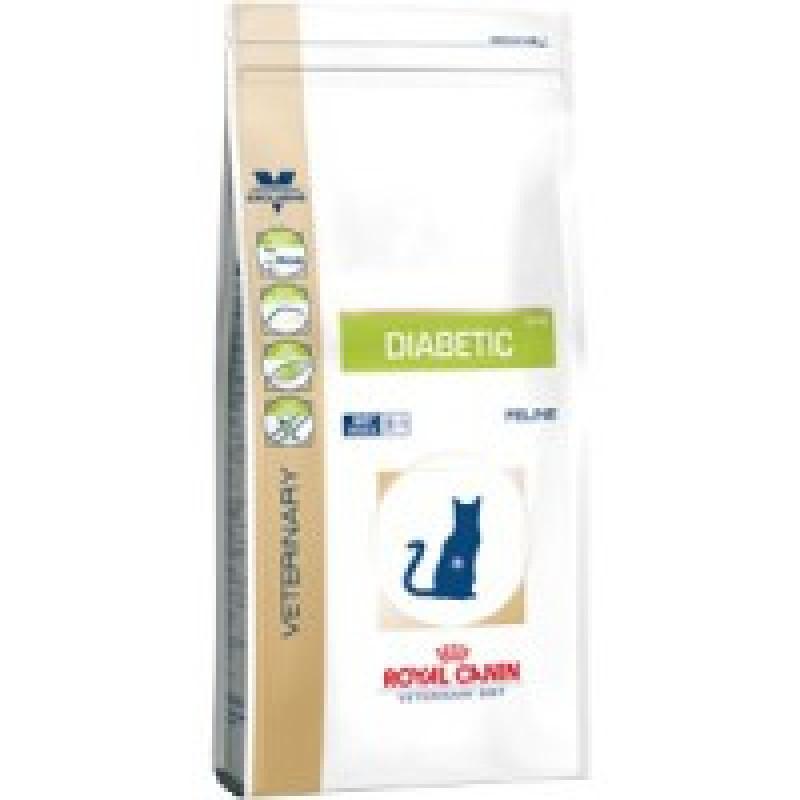RC Diabetic DS46 Диета для кошек при сахарном диабете