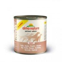 Almo Nature Classic Консервы для щенков с курицей