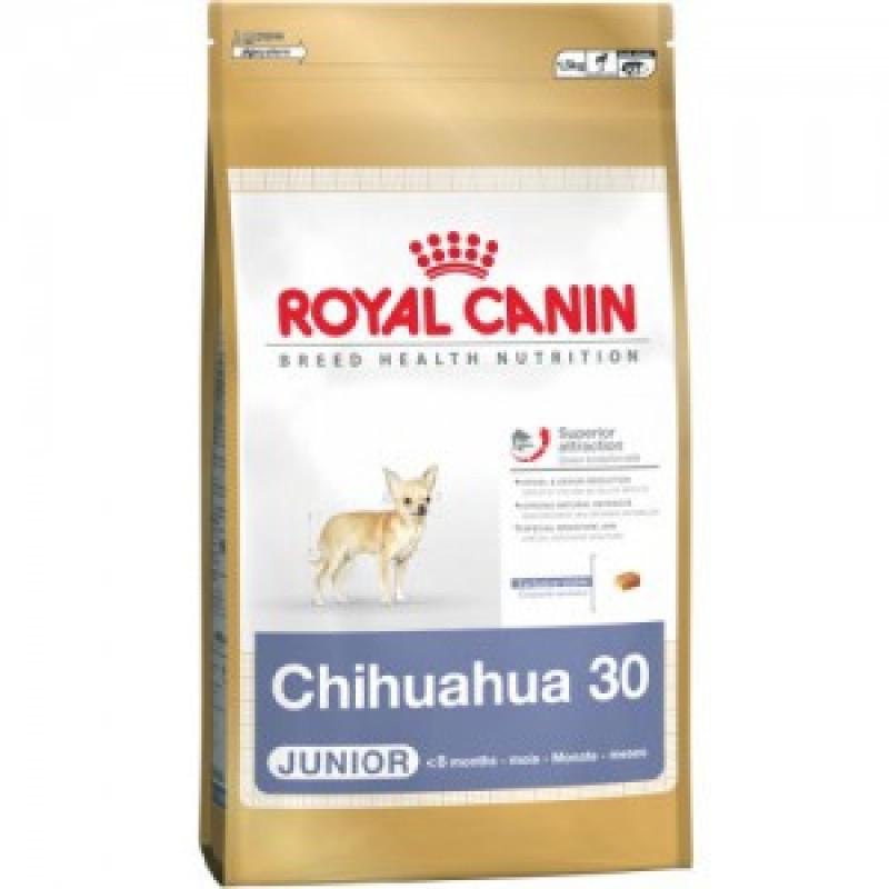 Royal Canin Chihuahua 30 Junior Корм для щенков породы Чихуахуа до 8 месяцев