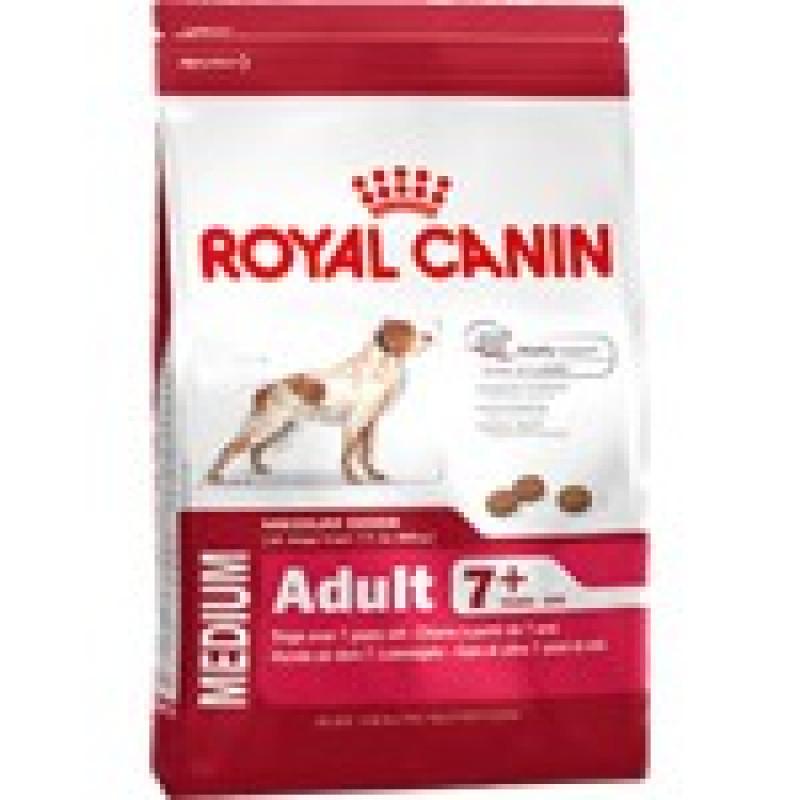 Royal Canin Medium Adult 7+ (Mature) Корм для собак старше 7 лет 15кг