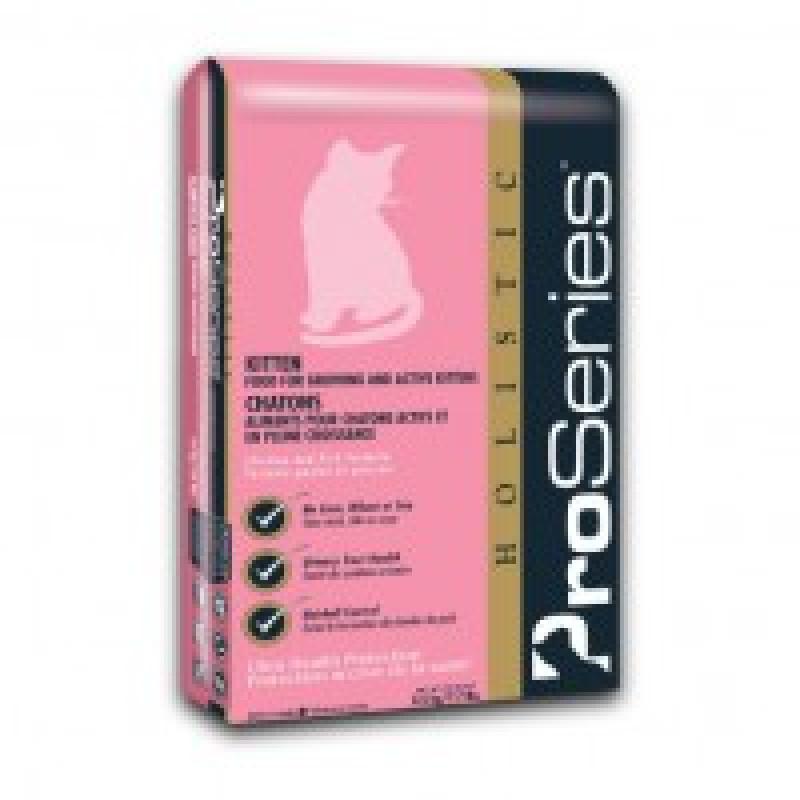 Proseries Holistic Kitten Корм для растущих и активных котят 3,5 кг