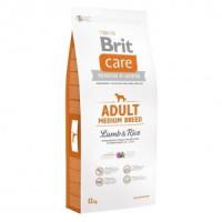 Brit Care Adult Medium Breed д/взрослых собак Средних пород, ягненок с рисом