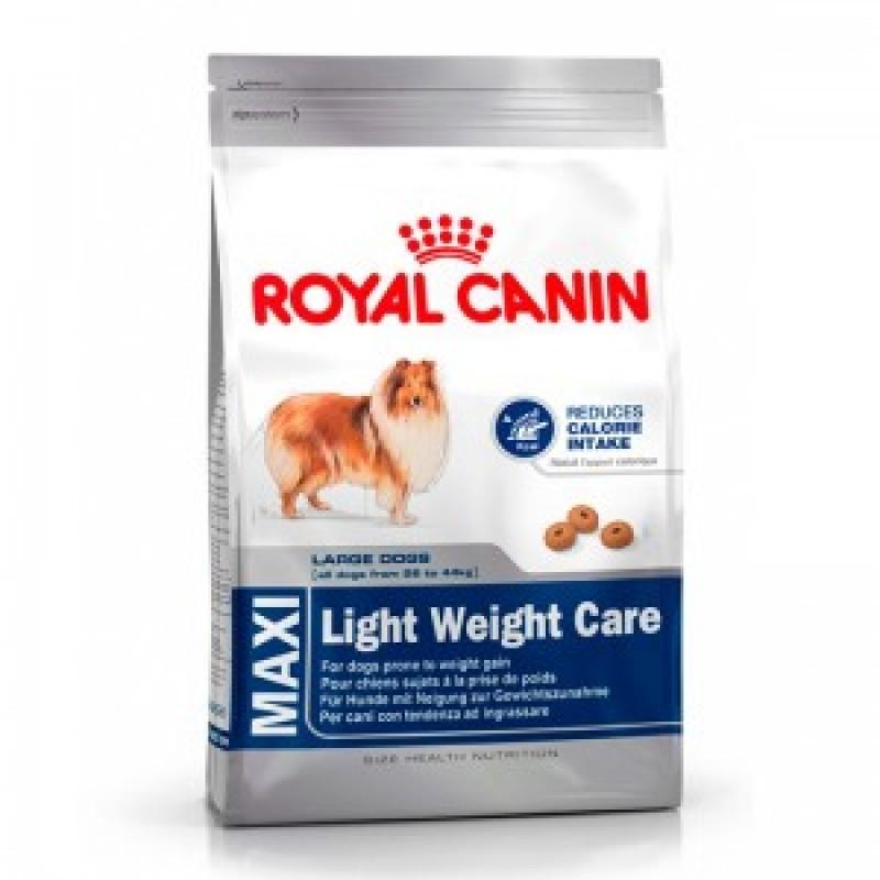 Royal Canin  Макси Лайт Вейт кэа д/взрослых собак крупных пород склонных к полноте 15кг