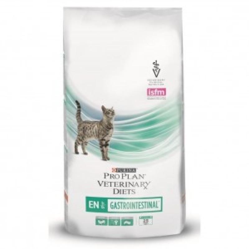 1.5кг Purina Veterinary Diets EN Корм длякошек призаболеваниях желудочно-кишечного тракта