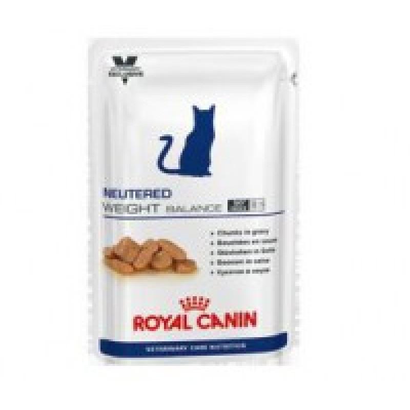 RC Neutered Weight Balance (ВКН Ньютрид Вэйт Баланс) Для кастрированных / стерилизованных котов и кошек с момента операции до 7 лет, склонных к избыточному весу