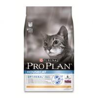 Pro Plan House Cat Корм сухой для домашних кошек  1.5кг