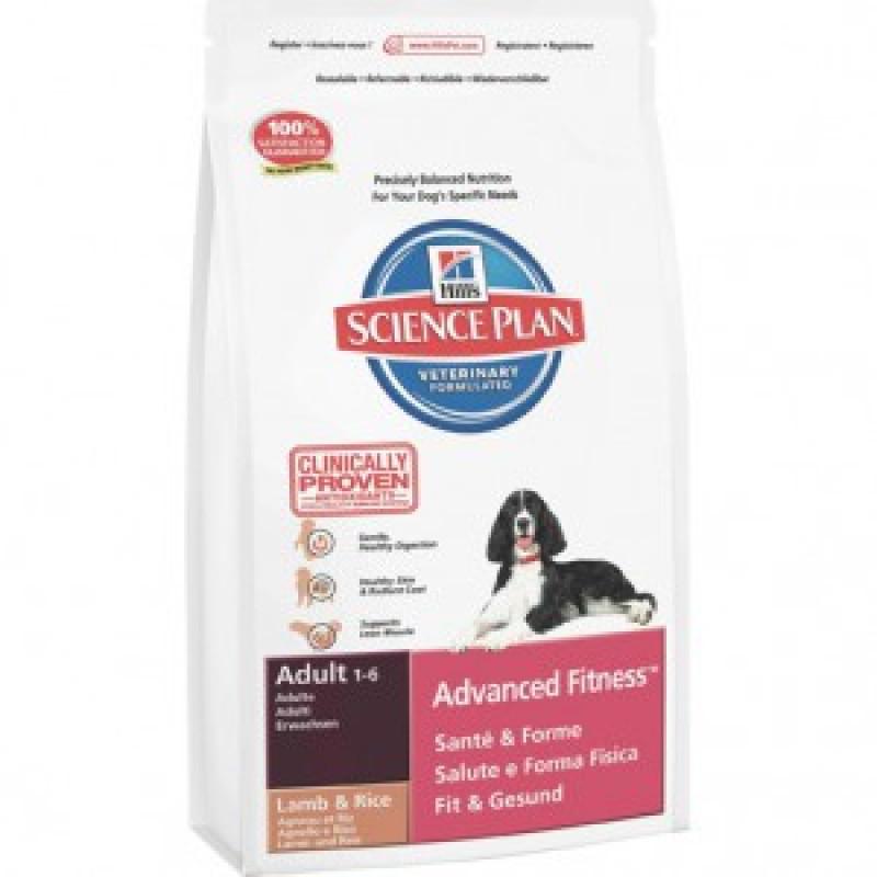 Hill`s Adult Lamb Rice Корм для собак, ягнёнок с рисом