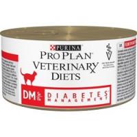Purina Veterinary Diets DM Консервы для кошек при диабете
