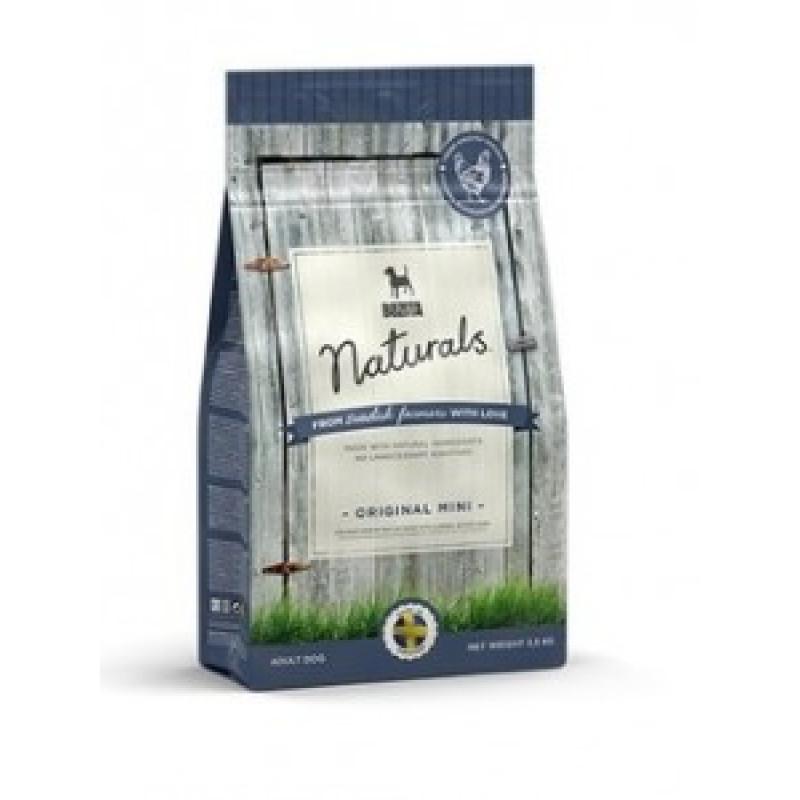 Bozita Naturals Original Mini 21/11 Сухой корм для собак мелких пород с нормальной активностью