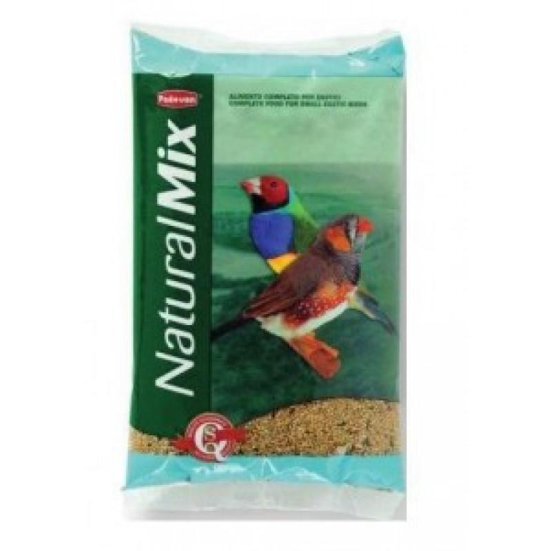 Padovan Naturalmix Esotici Основной корм для экзотических птиц