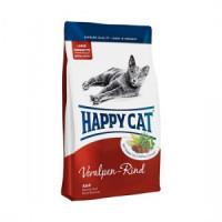HAPPY CAT Fit & Well Adult Корм для кошек Альпийская говядина