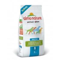Almo Nature Holistic Сухой корм для взрослых собак мелких пород с ягненком 2кг
