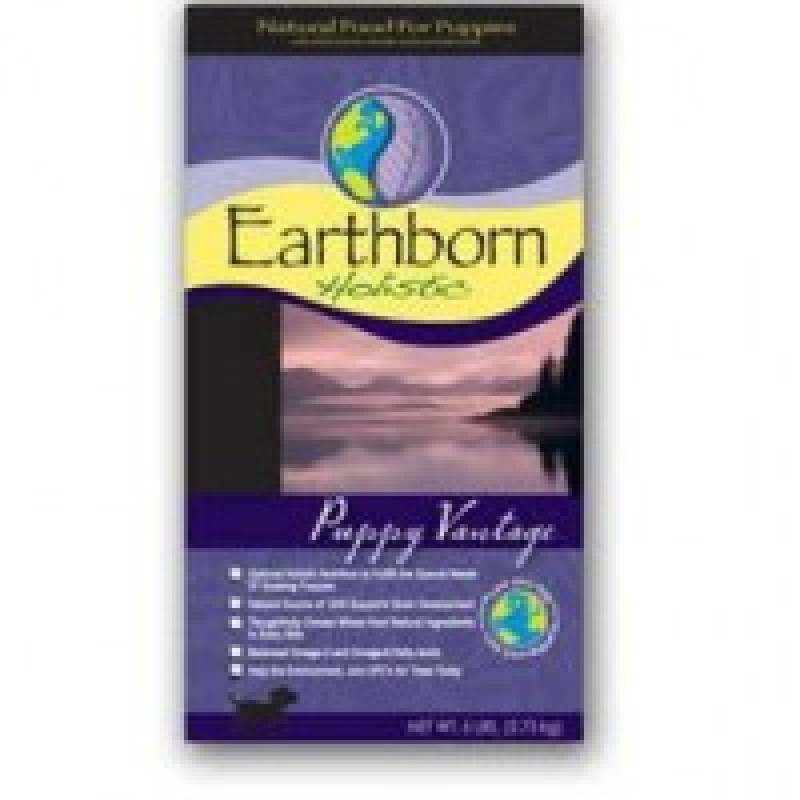 Earthborn Holistic Puppy Vantage Корм для щенков