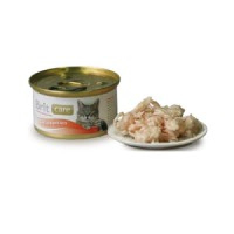 Brit Care Chicken Breast Консервы для кошек с куриной грудкой