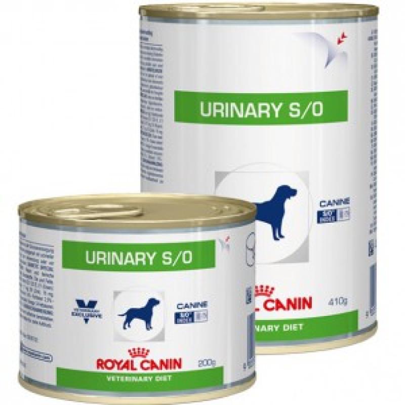 RC Urinary S|O (can) Диета для собак при мочекаменной болезни
