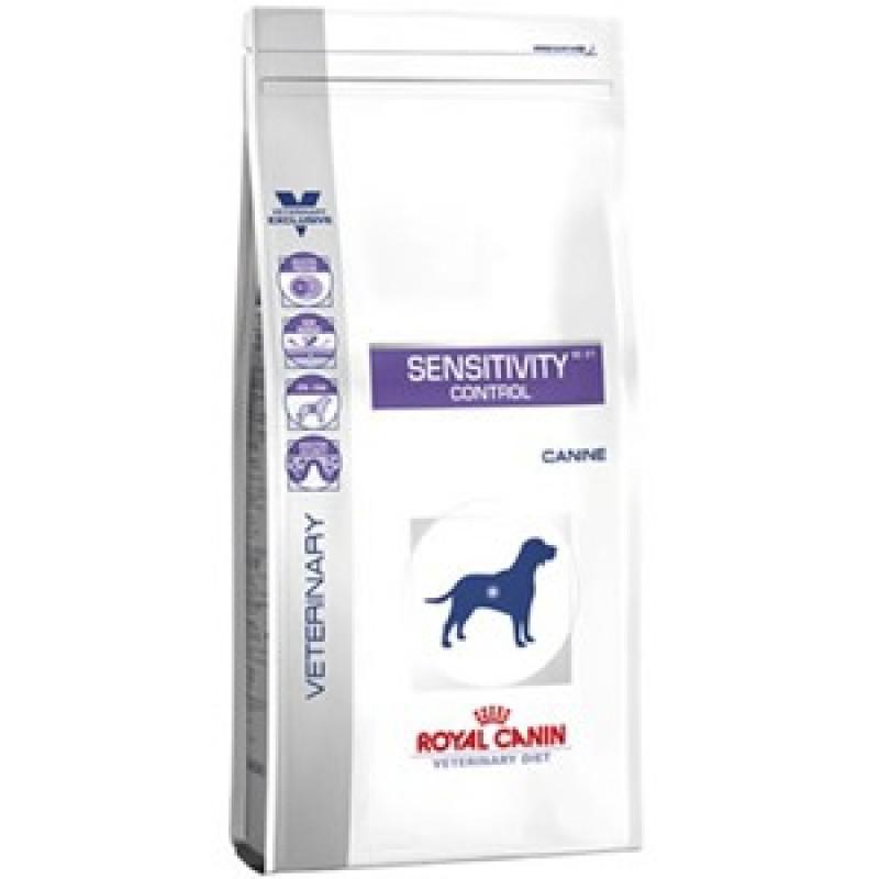 RC Sensitivity Control SC 21 Диета для собак с пищевой аллергией или непереносимостью