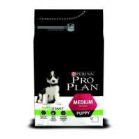 Pro Plan Medium Puppy Chicken Сухой корм для щенков всех пород, Курица с рисом 12кг