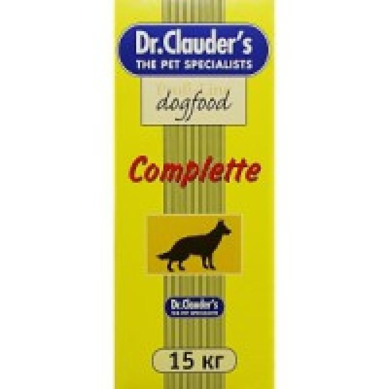 DrClauders Complеtte Корм для собак всех пород