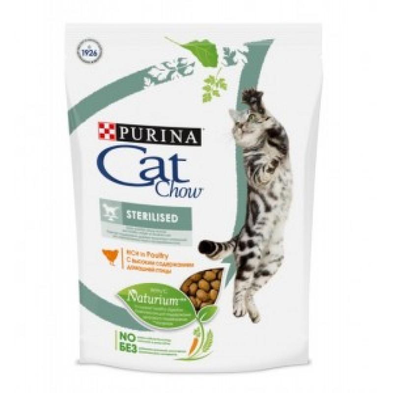 15кг Cat Chow Special Care Sterilized Корм сухой для кошек, Кастрированных и Стерилизованных