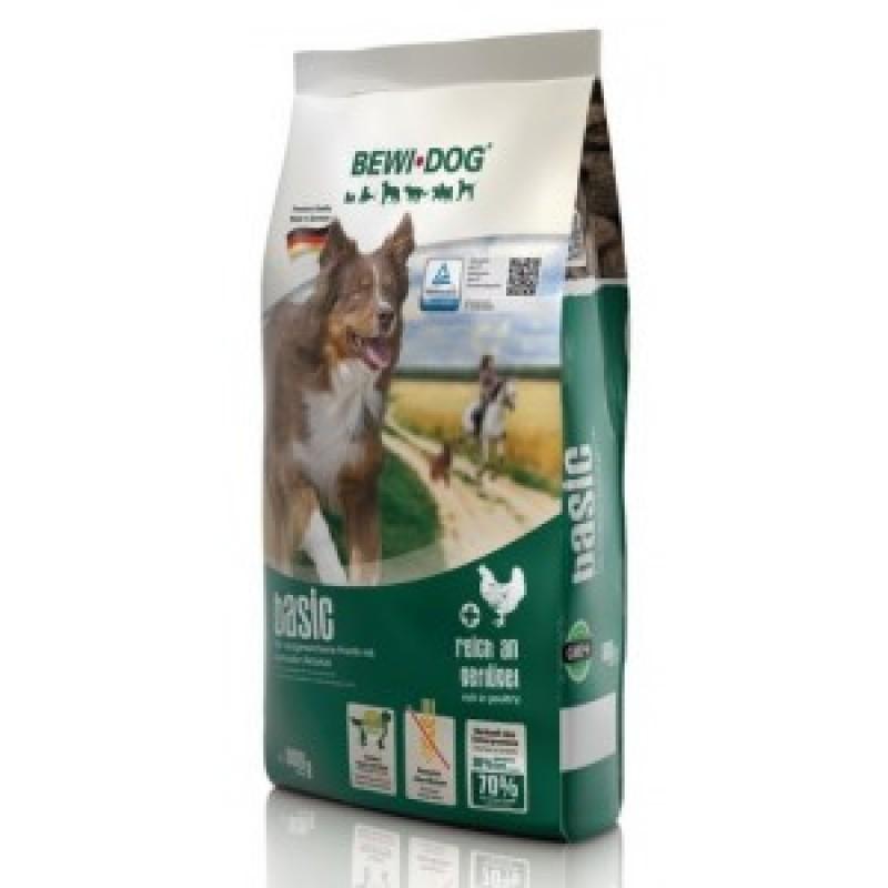 Bewi dog Basic Сухой корм для собак с нормальным уровнем активности, без пшеницы