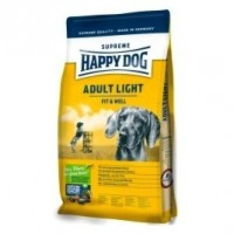 Happy Dog Supreme Fit Well Adult Light Корм для собак, низкокалорийный 12.5кг
