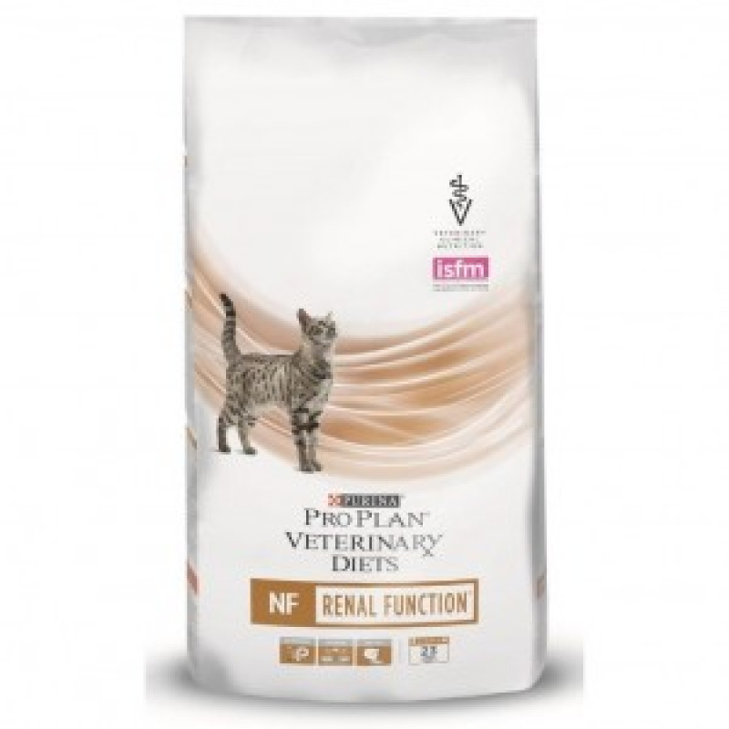 1.5кг Purina Veterinary Diets NF Корм для кошек при заболеваниях почек