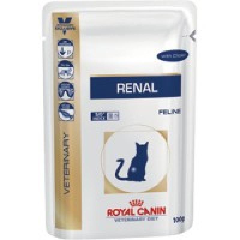 RC Renal (курица) Диета для кошек при хронической почечной недостаточности