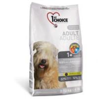 1st Choice Adult All Breeds Hypoallergenic Корм для взрослых собак с уткой