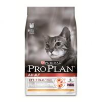 Pro Plan Adult Cat Chicken Корм сухой для кошек, с курицей и рисом 3кг