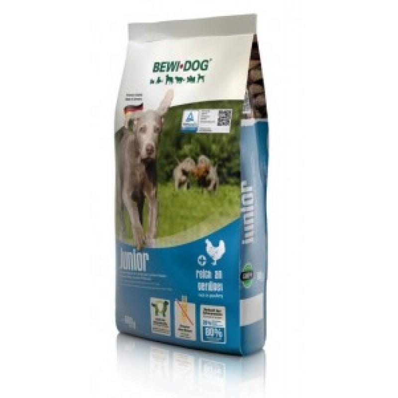 Bewi Dog Junior Сухой корм для щенков крупных пород с 4-х месяцев