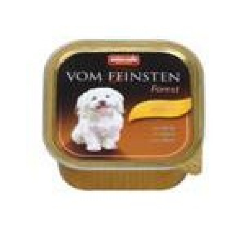 Animonda Vom Feinsten Forest Консервы для собак с кроликом