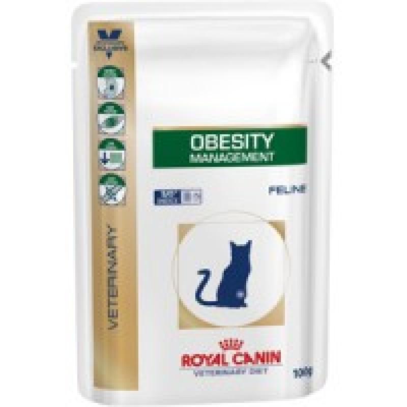 RC Obesity Management S|O Диета для кошек при ожирении