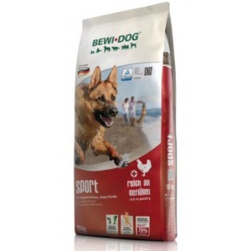 Bewi dog Sport Сухой корм для активных собак