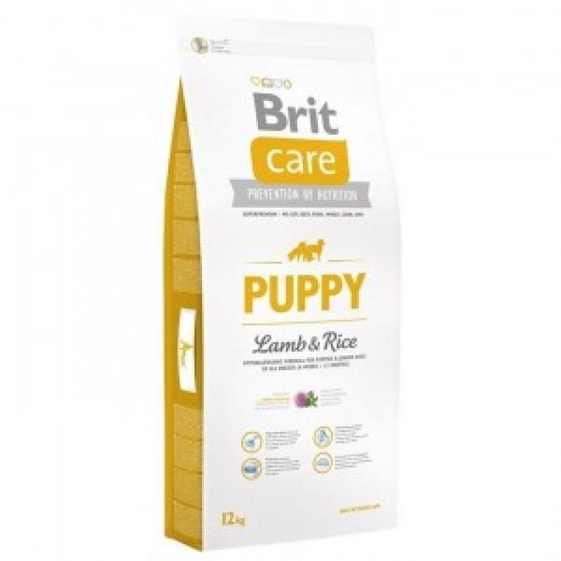 Brit Care Puppy All Breed д/щенков Всех пород, ягненок с рисом