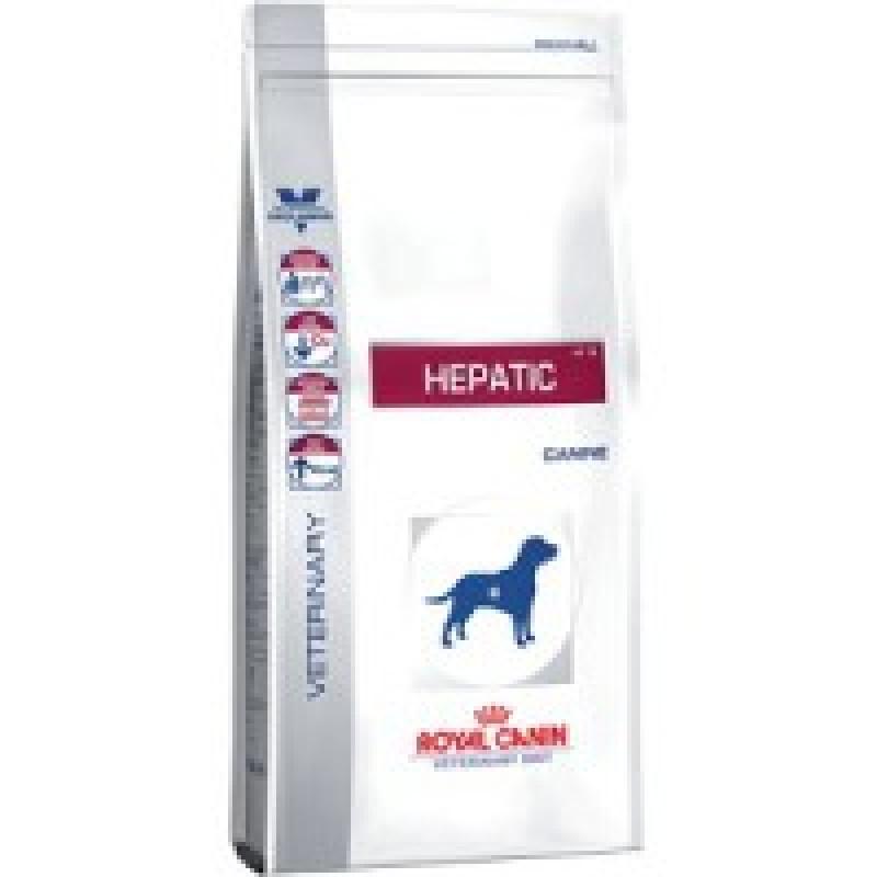 RC Hepatic HF16 Диета для собак при заболеваниях печени, пироплазмозе
