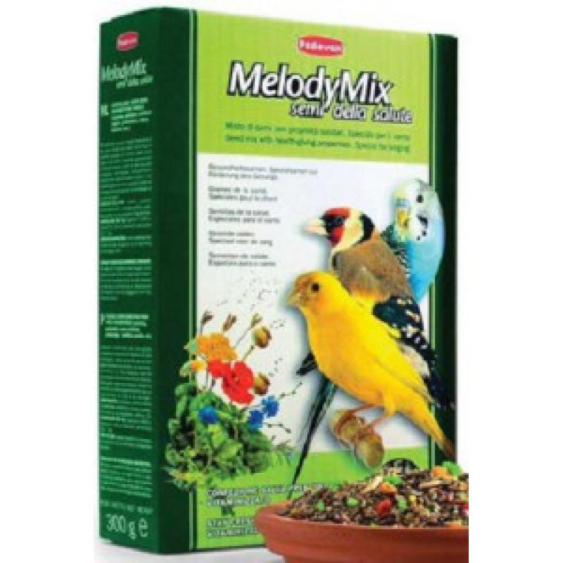 Padovan MelodyMix Корм для декоративных птиц для пения