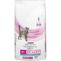 Purina Veterinary Diets UR Корм для кошек при мочекаменной болезни, океаническая рыба 1.5 кг