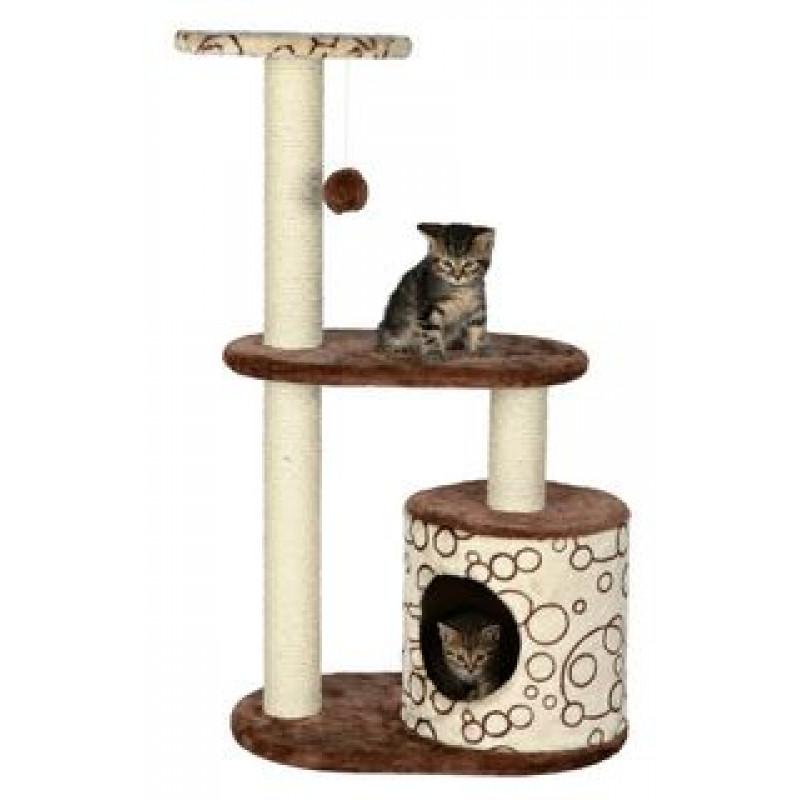 """TRIXIE 44590 Домик для кошки """"Casta"""" коричневый/бежевый 95 см"""