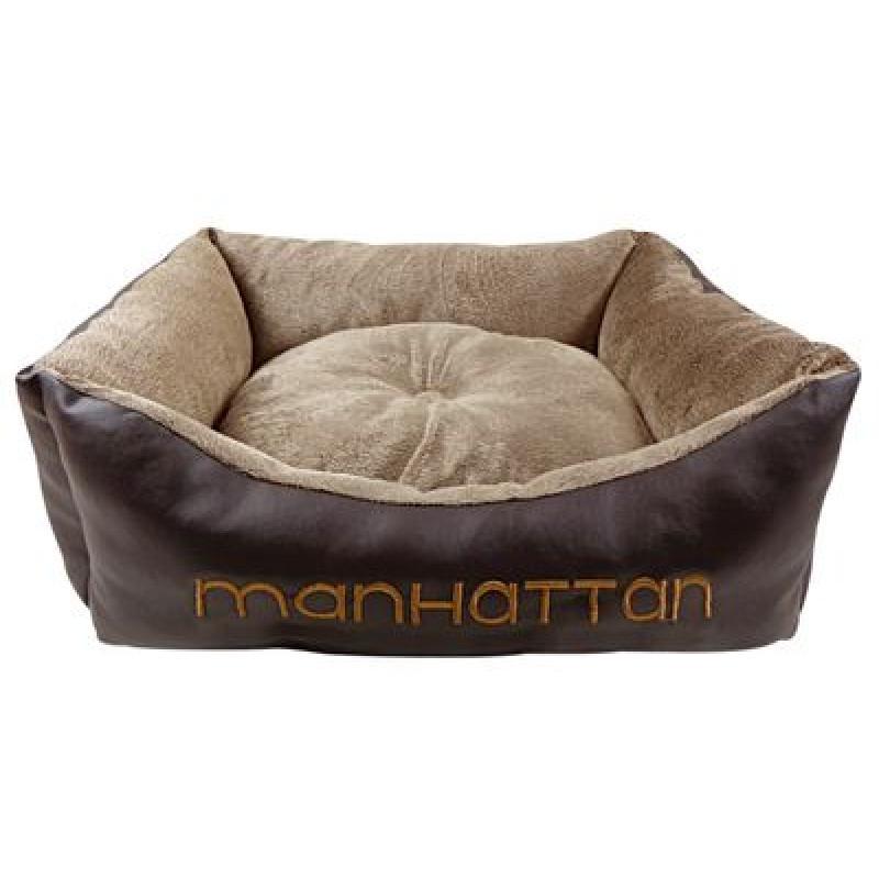 FAUNA INTERNATIONAL Лежак мягкий MANHATTEN 60х50см
