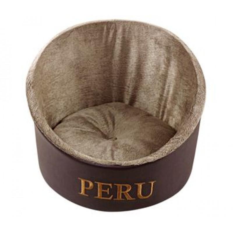 FAUNA INTERNATIONAL Лежак мягкий PERU 40х36см