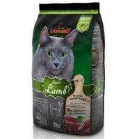 LEONARDO Adult Sensitive  с ягнёнком и рисом Для взрослых кошек в возрасте от года с чувствительным пищеварением,   склонным к аллергии и для поддержания иммунитета