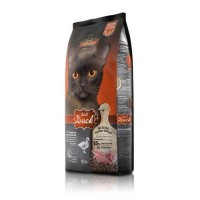 LEONARDO Adult Sensitivе с мясом утки и рисом Для взрослых привередливых кошек в возрасте от года  и для выведения комочков шерсти из желудка и кишечника