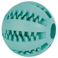 """Игрушка д/собак """"Мяч для бейсбола """"DentaFun"""", резина ф6,5см"""