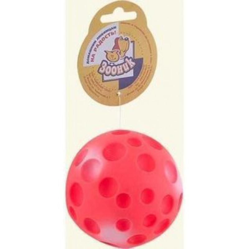 Игрушка д/собак Мяч-луна малая ф75мм