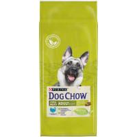 Dog Chow Adult Large Breed Turkey`Rice Корм для взрослых собак крупных пород старше 2 лет с Индейкой и Рисом 14кг