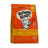 """Barking Heads для взрослых кошек, с курицей и рисом """"Куриное наслаждение"""","""